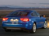Audi S5 Sportback AU-spec 2010–11 images