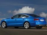 Audi S5 Sportback AU-spec 2010–11 photos