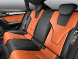 Audi S5 Sportback 2010–11 pictures