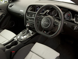 Audi S5 Coupe AU-spec 2012 wallpapers