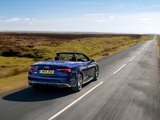 Audi S5 Cabriolet UK-spec 2017 images