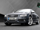 Images of Audi S5 Coupe UK-spec 2008–11