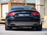 Images of Senner Tuning Audi S5 Sportsback 2010–12
