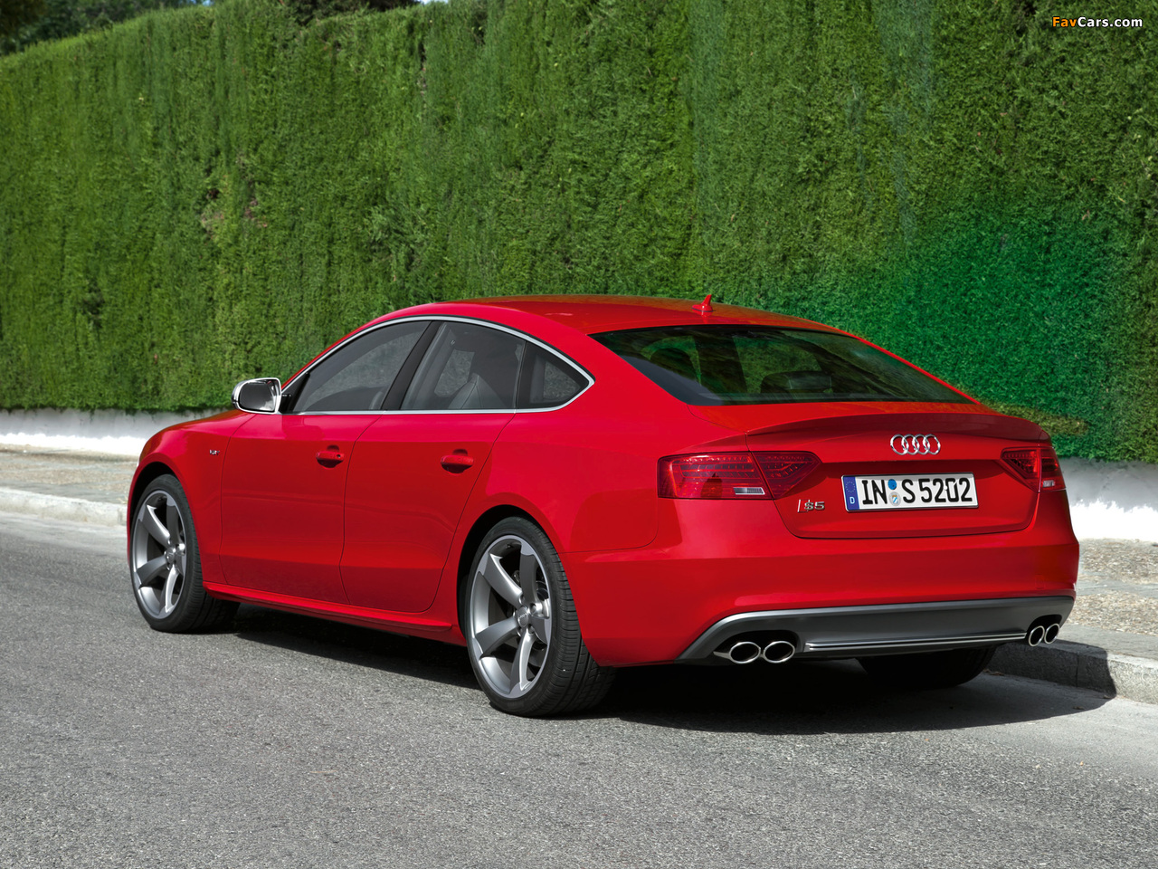 Images Of Audi S5 Sportback 2011 1280x960