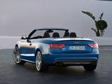 Photos of Audi S5 Cabriolet 2009–11