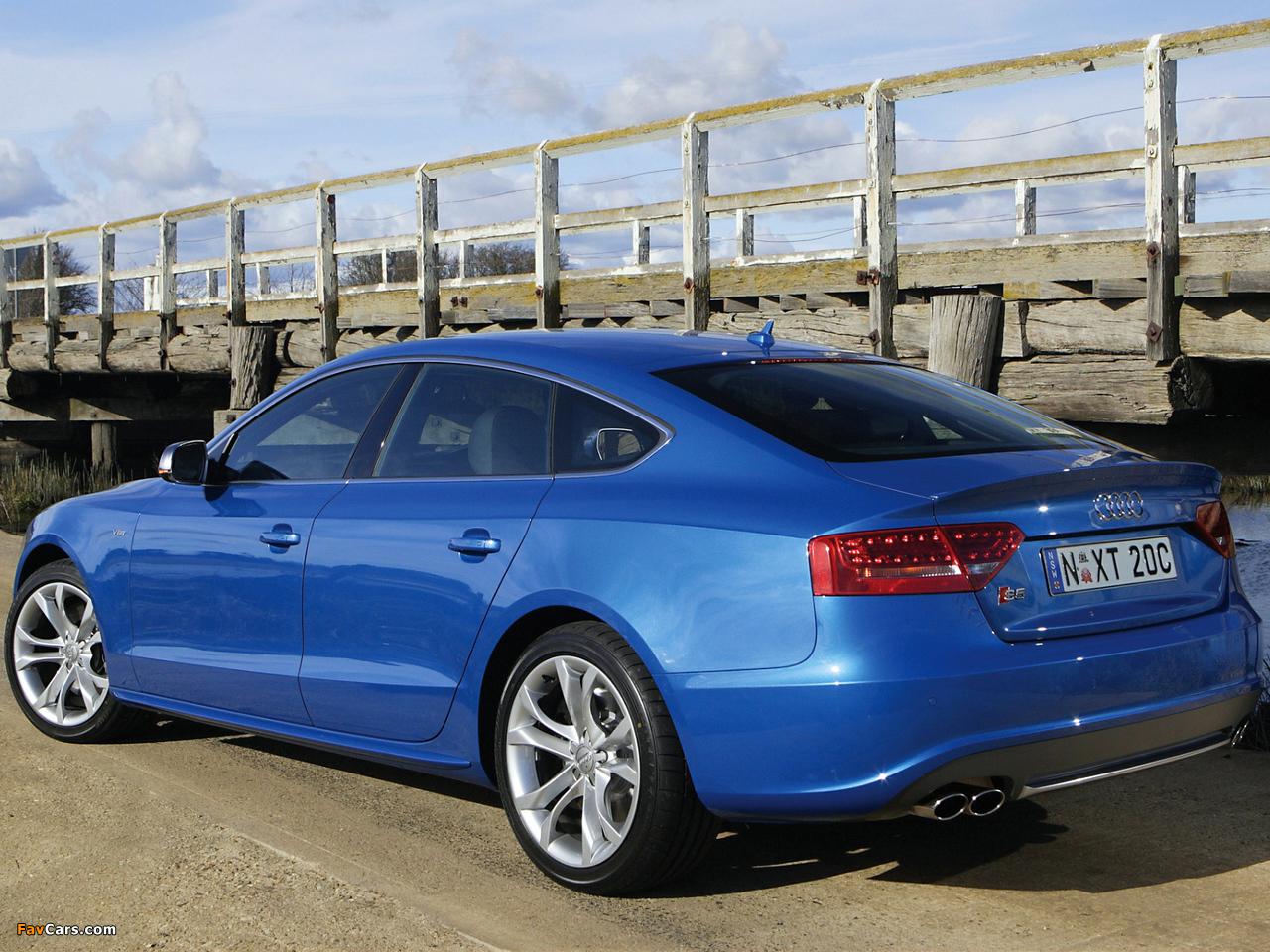 Photos Of Audi S5 Sportback Au Spec 2010 11 1280x960