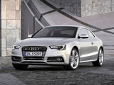 Pictures of Audi S5 Coupe 2011