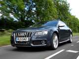 Audi S5 Coupe UK-spec 2008–11 wallpapers