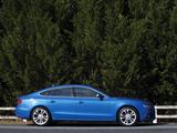 Audi S5 Sportback AU-spec 2010–11 wallpapers