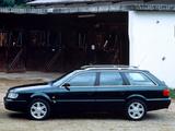 Audi S6 Avant (4A,C4) 1994–97 pictures