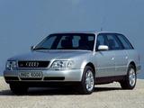 Audi S6 Avant (4A,C4) 1994–97 wallpapers