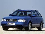 Audi S6 Plus Avant (4A,C4) 1996–97 pictures