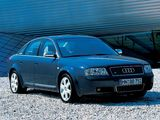 Audi S6 Sedan (4B,C5) 1999–2004 images