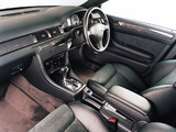 Audi S6 Sedan ZA-spec (4B,C5) 1999–2004 images