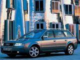 Audi S6 Avant (4B,C5) 1999–2004 images