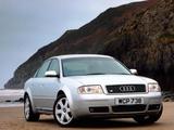 Audi S6 Sedan UK-spec (4B,C5) 1999–2004 images