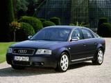 Audi S6 Sedan (4B,C5) 1999–2004 pictures