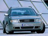 Audi S6 Avant (4B,C5) 1999–2004 pictures
