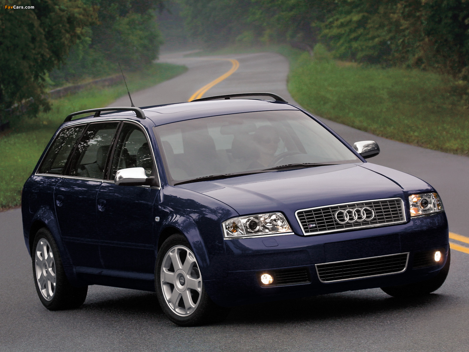 audi s6 avant us spec 4b c5 1999 2004 wallpapers 1600x1200. Black Bedroom Furniture Sets. Home Design Ideas