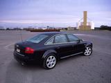 Audi S6 Sedan AU-spec (4B,C5) 2001–04 pictures