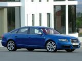 Audi S6 Sedan ZA-spec (4F,C6) 2006–08 pictures