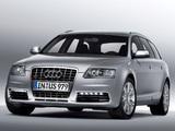 Audi S6 Avant (4F,C6) 2008 images