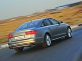Audi S6 Sedan ZA-spec (4G,C7) 2012 images