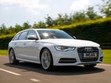 Audi S6 Avant UK-spec (4G,C7) 2012 photos