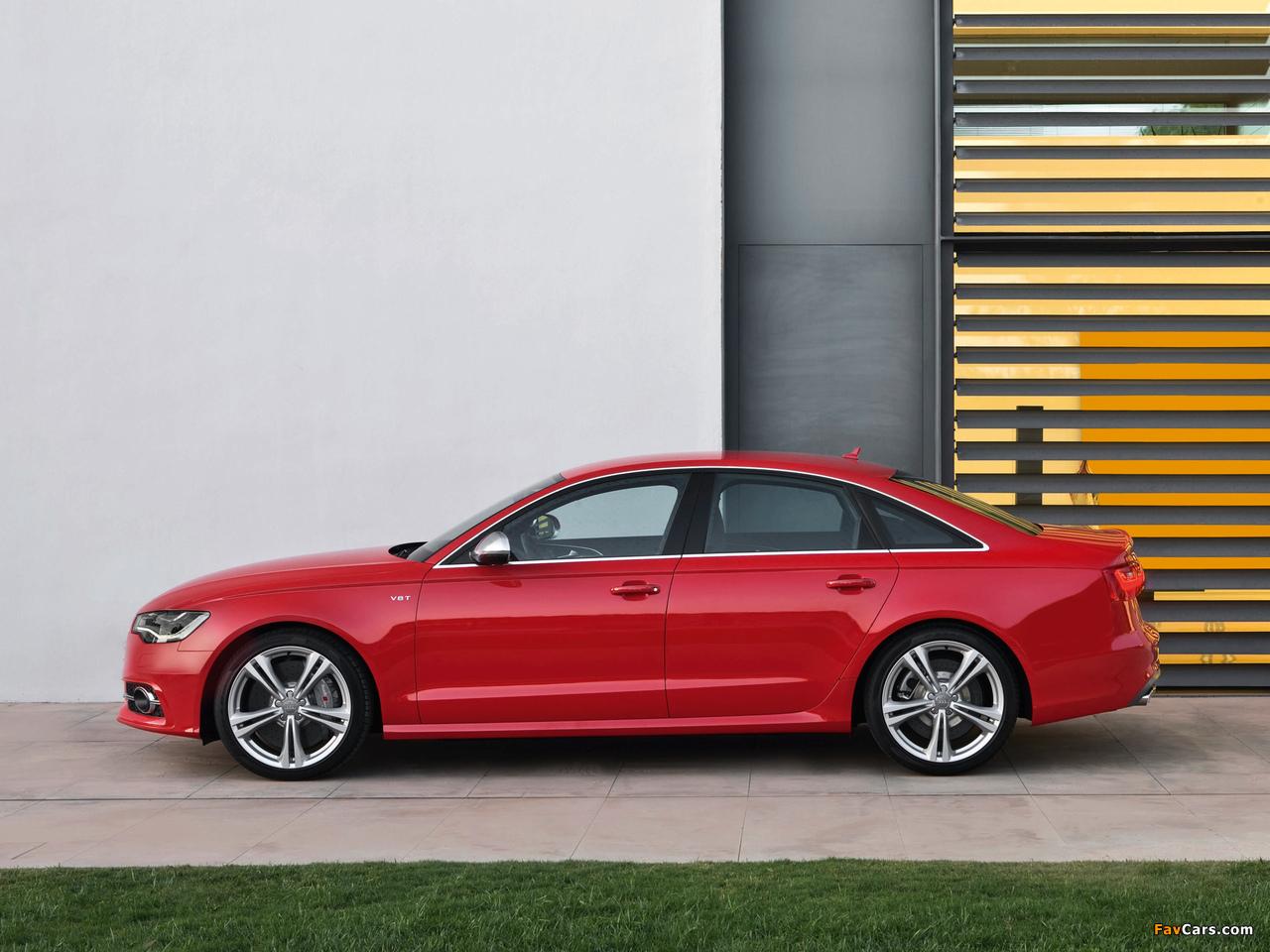 Audi S6 Sedan 4g C7 2012 Pictures 1280x960