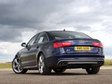Audi S6 Sedan UK-spec (4G,C7) 2012 pictures