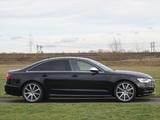 MTM Audi S6 Sedan (4G,C7) 2012 pictures