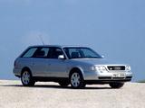 Images of Audi S6 Avant (4A,C4) 1994–97