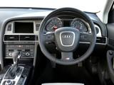 Images of Audi S6 Sedan UK-spec (4F,C6) 2006–08