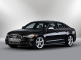 Images of Audi S6 Sedan US-spec (4G,C7) 2012