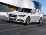 Images of Audi S6 Avant (4G,C7) 2012