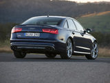 Images of Audi S6 Sedan AU-spec (4G,C7) 2012
