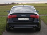 Images of MTM Audi S6 Sedan (4G,C7) 2012