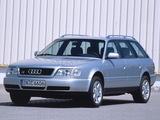 Photos of Audi S6 Avant (4A,C4) 1994–97