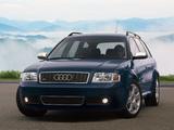 Photos of Audi S6 Avant US-spec (4B,C5) 1999–2004