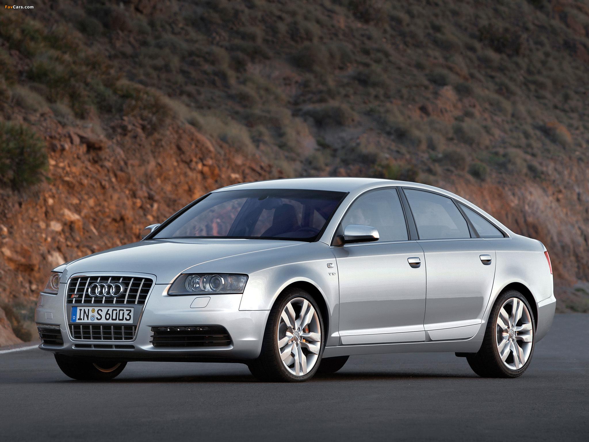 Photos Of Audi S6 Sedan 4fc6 200608 2048x1536