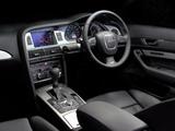 Photos of Audi S6 Sedan ZA-spec (4F,C6) 2006–08