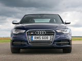 Photos of Audi S6 Sedan UK-spec (4G,C7) 2012
