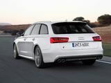 Photos of Audi S6 Avant (4G,C7) 2012