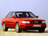 Pictures of Audi S6 Plus (4A,C4) 1996–97