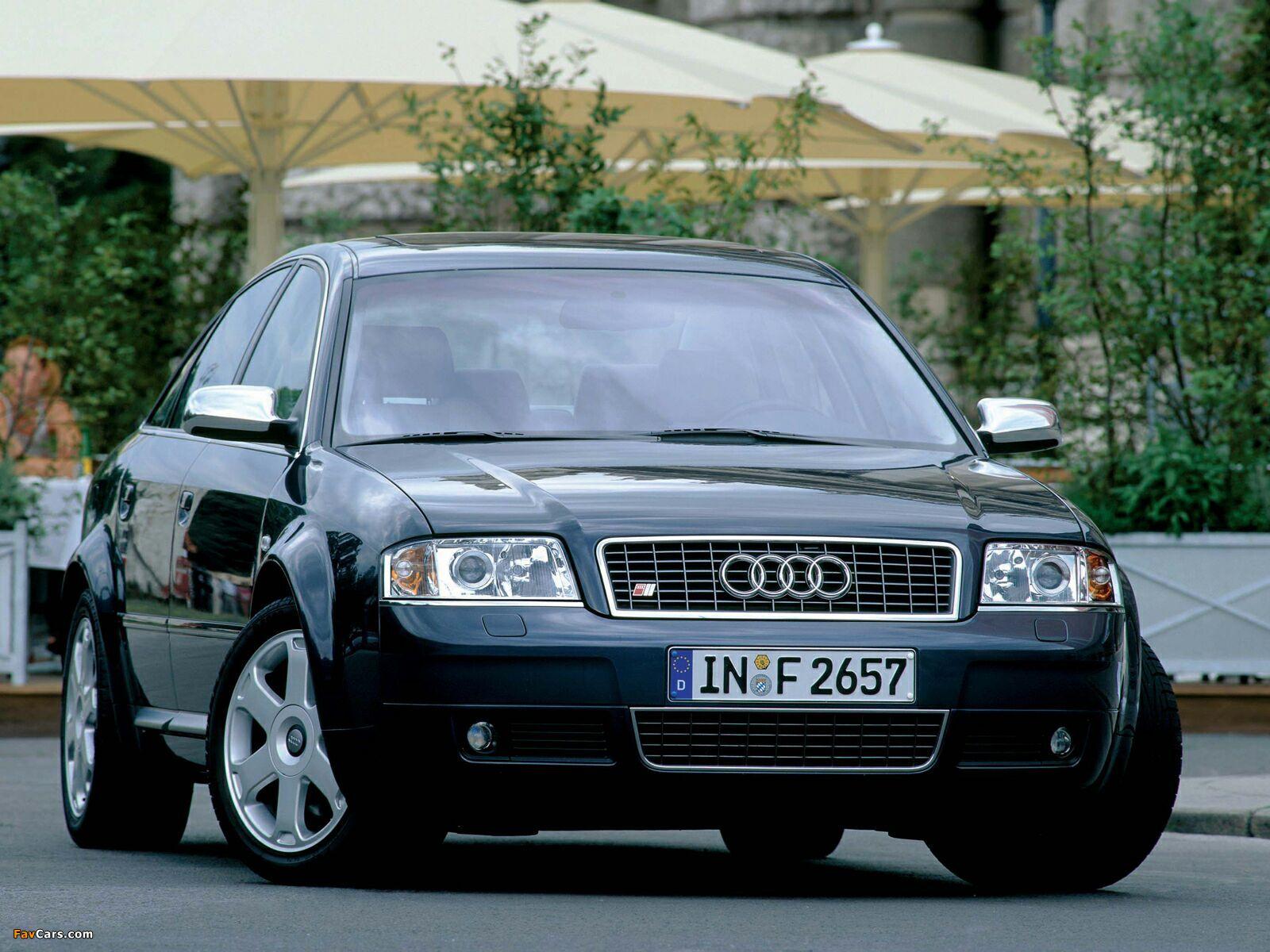 Pictures Of Audi S6 Sedan 4b C5 1999 2004 1600x1200