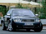 Pictures of Audi S6 Sedan (4B,C5) 1999–2004