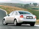 Pictures of Audi S6 Sedan ZA-spec (4B,C5) 1999–2004