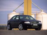 Pictures of Audi S6 Sedan AU-spec (4B,C5) 2001–04