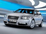 Pictures of Audi S6 Avant (4F,C6) 2008