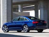 Pictures of Audi S6 Sedan US-spec (4G,C7) 2012